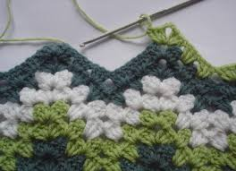Ripple Afghan Pattern Free Inspiration Green Granny Ripple Pattern AllFreeCrochetAfghanPatterns