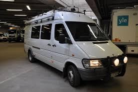 Mercedes Sprinter Van Interior Lights Not Working Mercedes Benz 412 D Sprinter Truck No Reserve Ps