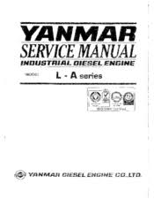 yanmar l70ae manuals yanmar l70ae service manual