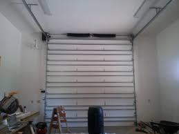 wall mounted garage door openerGarage Door Opener Installation High Ceiling bernauerinfo Just
