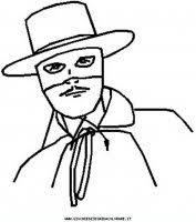 Zorro Disegni Da Colorare Di Zorro La Leggenda Di Zorro Da Colorare