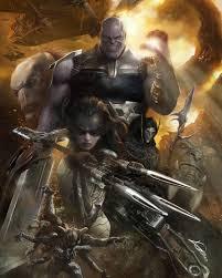 часть1 чёрный орден таноса разбираемся с персонажами мстителе