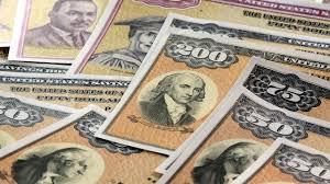 Series E Bonds Value Chart How Often Do Treasury Bonds Pay Interest Bankrate Com