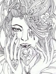 Free Printable Advanced Coloring Pages For Adults The Art Jinni