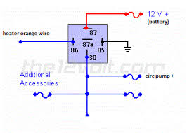 5 pin relay diagram 5 image wiring diagram heater tube install pics in vlx suggestions page 2 on 5 pin relay diagram