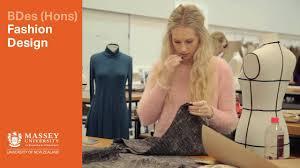 Fashion Design Courses Nz Bdes At Massey Fashion Design Massey University