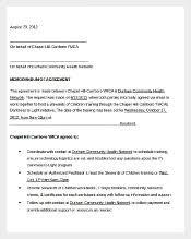 435 Agreement Templates Word Pdf Free Premium Templates