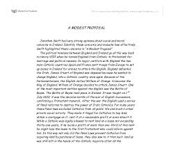 proposal essay topic a modest proposal essay topics cover letter ...