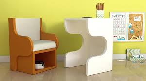 kids study furniture. Kids Room Beautiful Unique Cuboid Looks Study Table For Like A Colourful Toy Set Of Desk And Chair Small Space Furniture S