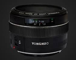 <b>Yongnuo YN 50mm</b> f/1.4 Lens <b>Coming Soon</b>? | Camera Times