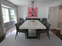 Kitchen Dining Table 17 Best Images About Custom Concrete Kitchen Dining Tables