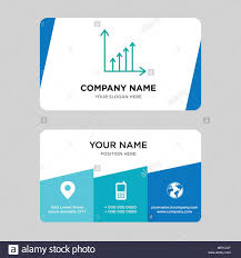 Modern Chart Design Benefit Chart Business Card Design Template Visiting For