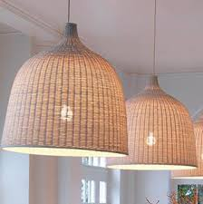 rattan pendant lighting. Ikea LERAN Pendant Lamp, Rattan Lighting