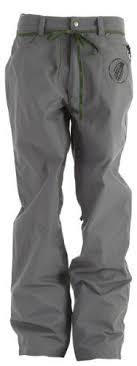 Grenade Snowboard Pants Size Chart Grenade Reg Ski Snowboard Pants Gray Mens Sz S By Grenade