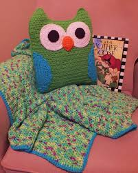 Owl Pillow Pattern Crochet Owl Pattern For Adorable And Cute Design