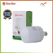 Rạng Đông Bóng đèn LED Bulb trụ nhôm đúc 30W chip LED samsung ánh sáng tự  nhiên tuổi thọ cao Model: TR100NĐ2/30W.H - Bóng đèn
