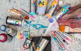 Ironlak Colour Chart Pdf The Preferred Spray Paint Brand Get Creative Montana Colors