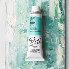 Holbein Duo Aqua Oil Is An Artist Quality Watermixable Oil