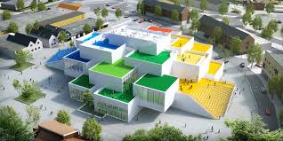 Lego Full House See Drone Footage Of The Lego House Opening In Denmark This September