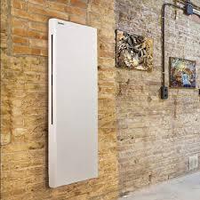 deko vertical modern electric radiator convector panel heater splash proof infrared wall