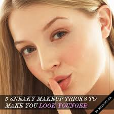 5 sneaky makeup tricks to make you look younger beauty tips makeup tricks makeup and anti aging