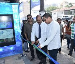 Mobitel Launches First Smart Bus Halt In Sri Lanka Mobitel