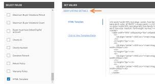 Listing Template New Ui Removing Active Content From Ebay Listings And Listing