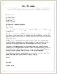 sample of aos cover letters chef cover letter sample monster com