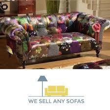 Grey Velvet Sofa 11  Fabric Chesterfield Sofa Sales Ebay UK Fabric Chesterfield Sofas Uk