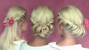 Hairstyles For School Step By Step Tag Quick And Easy Hairstyles For School Step By Step For Short
