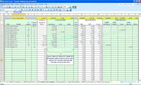 Excel Accounting Templates Download Spreadsheet For Small