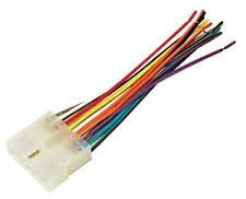 universal standard car audio and video wire harnesses ebay Car Stereo Color Wiring Diagram at Boss Bv9560b Stereo Wire Diagram
