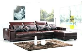 full size of large l shaped leather sectional nevio 6 pc sofa small couch brown and