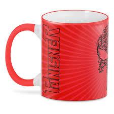 <b>3D кружка The</b> Punisher #2827133 в Москве – купить <b>кружку</b> с ...