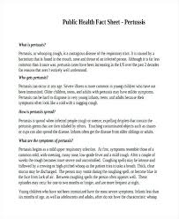 Details File Format Health Fact Sheet Template Public – Goeventz.co