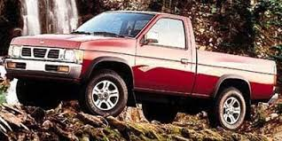 Sterling Silver 1997 Nissan Trucks 4WD: Used Truck for Sale ...