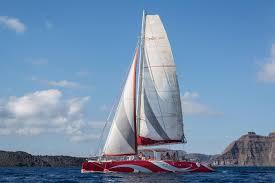 Dream Catcher Boat Santorini DREAM CATCHER 35