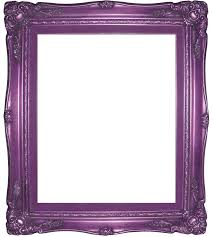 interior square purple wooden carving picture frames wonderful design of cool picture frame with