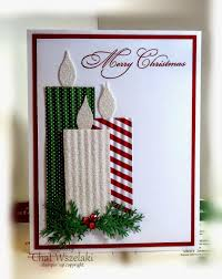 Christmas Card Photo Stampin Up Handmade Christmas Card From Me My Stamps And I