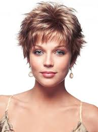 Hairstyles For Thinning Hair 33 Stunning Short Sassy Cuts For Women Short Curly Haircuts For Fine Hair