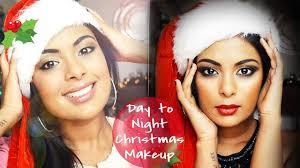day to night party makeup for um dark brown or tan indian skin smokey eyes