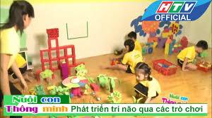 Nuôi con thông minh | Phát triển trí não của trẻ qua các trò chơi | Số 23 |  10/08/2015
