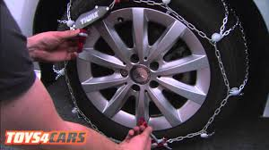 Thule Snow Chains Fit Chart Thule Snow Chains Fitting Video For Cg9 Cl10 Cg10 Xg12 Ranges