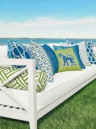 outdoor fabric outdoor pillows