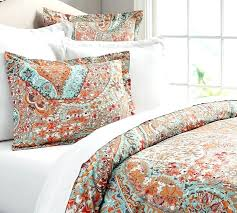 paisley duvet cover king fantasy queen set breathsoul com pertaining to 10