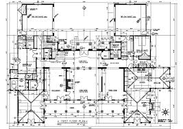 Architectural Design Drawing