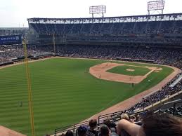 Guaranteed Rate Field Seating Chart With Rows Guaranteed Rate Field Section 555 Row 13 Chicago White
