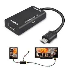 <b>microusbtohdmiadapter</b> Black 1pc Cables Sale, Price & Reviews ...