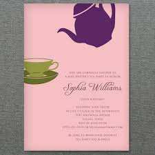 tea party templates tea party invitation template with teapot teacup download print