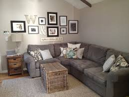 Wall Decor For Living Rooms 17 Best Ideas About Gray Couch Decor 2017 On Pinterest Neutral